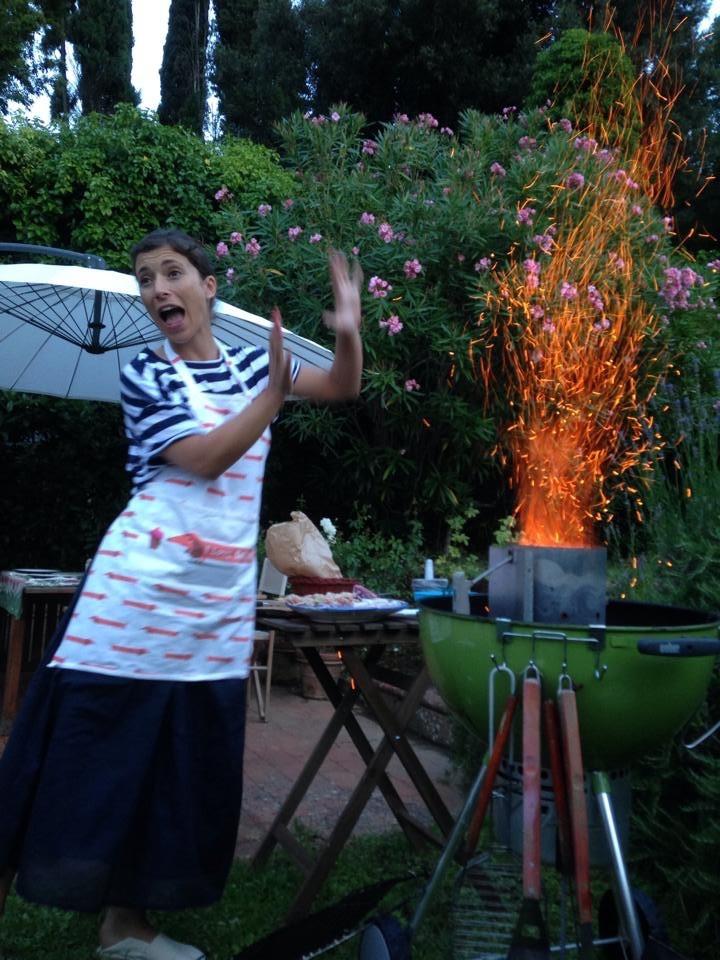 barbecue estivo