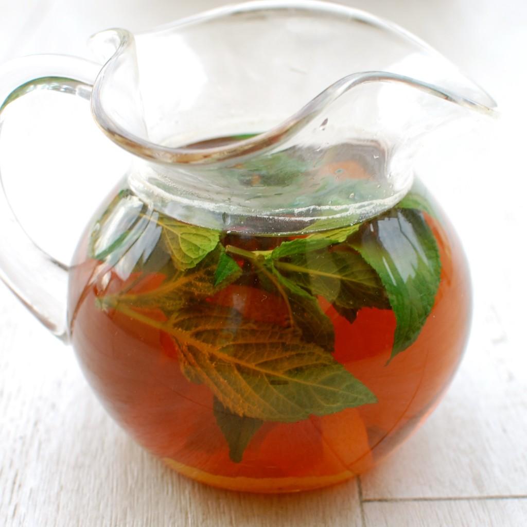 fresh tea!