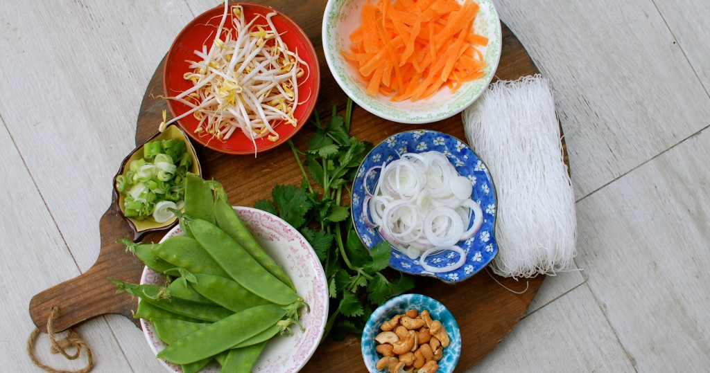 ingredienti insalata thai
